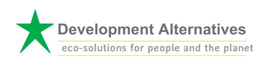 Development Alternatives Logo