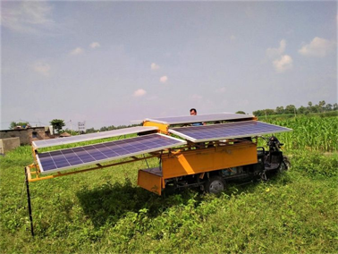 Agro-centric Mini-grids and Solar Trolleys Could Transform Indian Farming