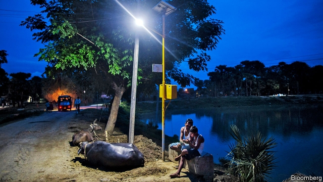 Mini-grids could be a boon to poor people in Africa and Asia